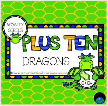 Royalty Series Plus Ten Dragons