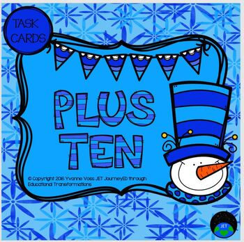Plus Ten January Snowman