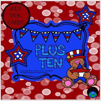 Plus Ten July Patriotic