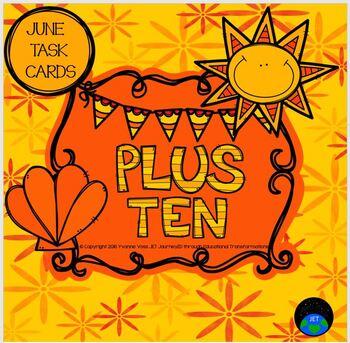 Plus Ten June Sunshine and Seashells