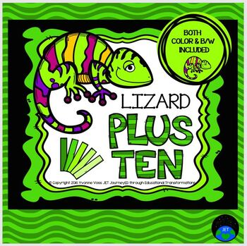 Plus Ten Lizard