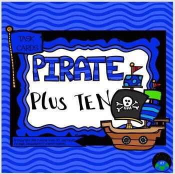 Plus Ten Pirate