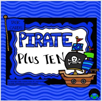 Plus Ten Pirate