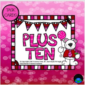 Plus Ten Valentine Bear