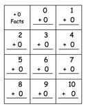 Plus Zero Fact Cards