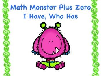 Plus Zero I Have, Who Has Game
