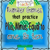 Plus or Minus 1 or 10 - A Number Game