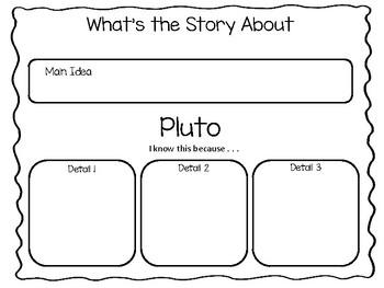 Pluto ~ A True Book