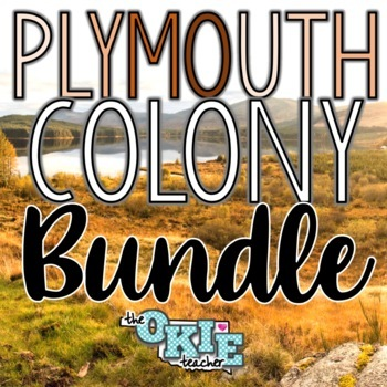 Plymouth Colony BUNDLE