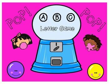 ABC Letter Game-PoP!
