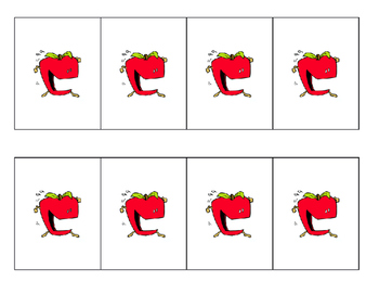 Pobre Ana- Apples to Apples Game