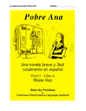 Pobre Ana Novel Guide