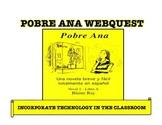 Pobre Ana Webquest