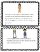 Pocahontas Biography book and review sheets