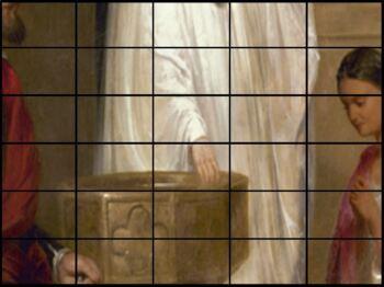 Pocahontas Bundle - Recreating the Baptism and Saving John Smith Paintings
