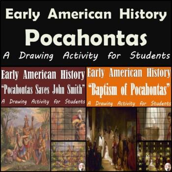 Pocahontas Bundle - Recreating the Baptism and Saving John
