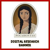 Pocahontas Digital Research Banner