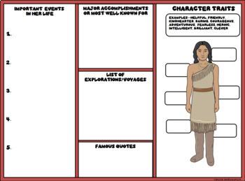 Pocahontas Digital Research Brochure