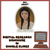 Pocahontas Digital Research Brochure