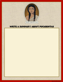 Pocahontas Digital Research Project