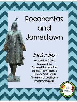 Pocahontas and Jamestown