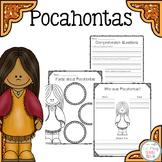 Pocahontas for Primary Grades