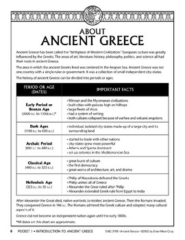 Pocket 01: An Introduction (Ancient Greece)