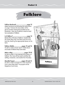 Pocket 02: Folklore (Fiction)