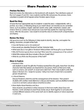 Pocket 02: Pandora's Jar (Greek and Roman Myths)