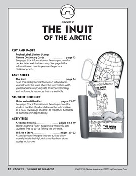 Pocket 02: The Inuit of the Arctic (Native Americans)