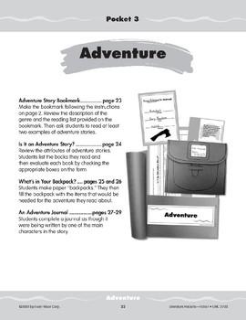 Pocket 03: Adventure (Fiction)