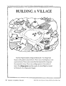 Pocket 03: Building a Village (Plymouth Colony)