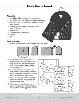 Pocket 03: My Black Hen (Nursery Rhymes)