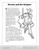 Pocket 03: Perseus and the Gorgons (Greek and Roman Myths)