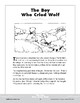 Pocket 03: The Boy Who Cried Wolf (Aesop's Fables)