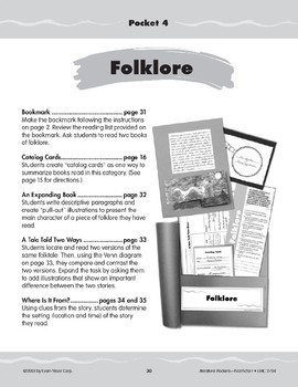 Pocket 04: Folklore (Nonfiction)
