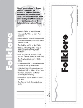 Pocket 04: Folklore (Nonfiction)
