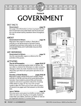 Pocket 04: Government  (Ancient Greece)