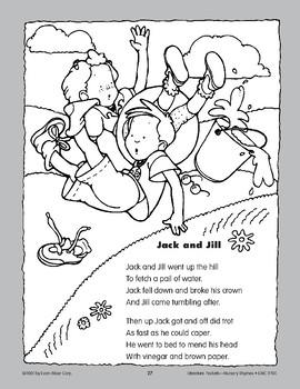 Pocket 04: Jack and Jill (Nursery Rhymes)