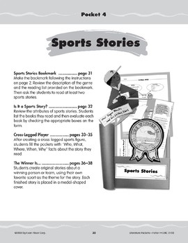 Pocket 04: Sports Stories (Fiction)