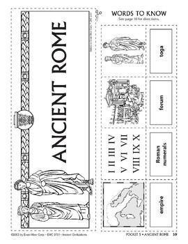 Pocket 05: Ancient Rome (Ancient Civilizations)
