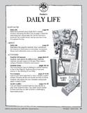 Pocket 05: Daily Life (Colonial America)