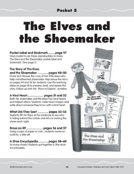 Pocket 05: The Elves and the Shoemaker (Folktales and Fairy Tales, 2-3)