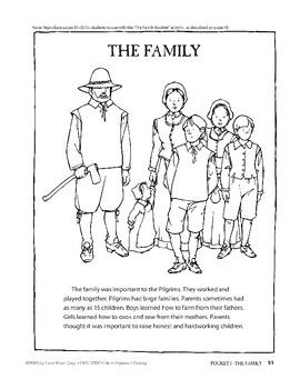 Pocket 05: The Family (Plymouth Colony)