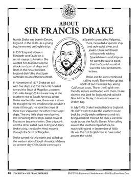 Pocket 06: Sir Francis Drake (Explorers of North America)