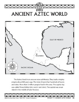 Pocket 07: Ancient Aztec World (Ancient Civilizations)