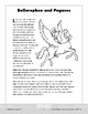 Pocket 07: Bellerophon and Pegasus (Greek and Roman Myths)