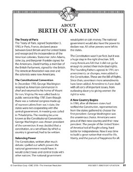 Pocket 07: Birth of a Nation (The American Revolution)