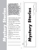 Pocket 07: Mystery Stories (Fiction)