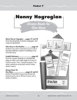 """Pocket 07: Nonny Hogrogian: """"Always Room for One More"""" (Caldecott Winners 1-3)"""